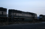 BNSF 9522